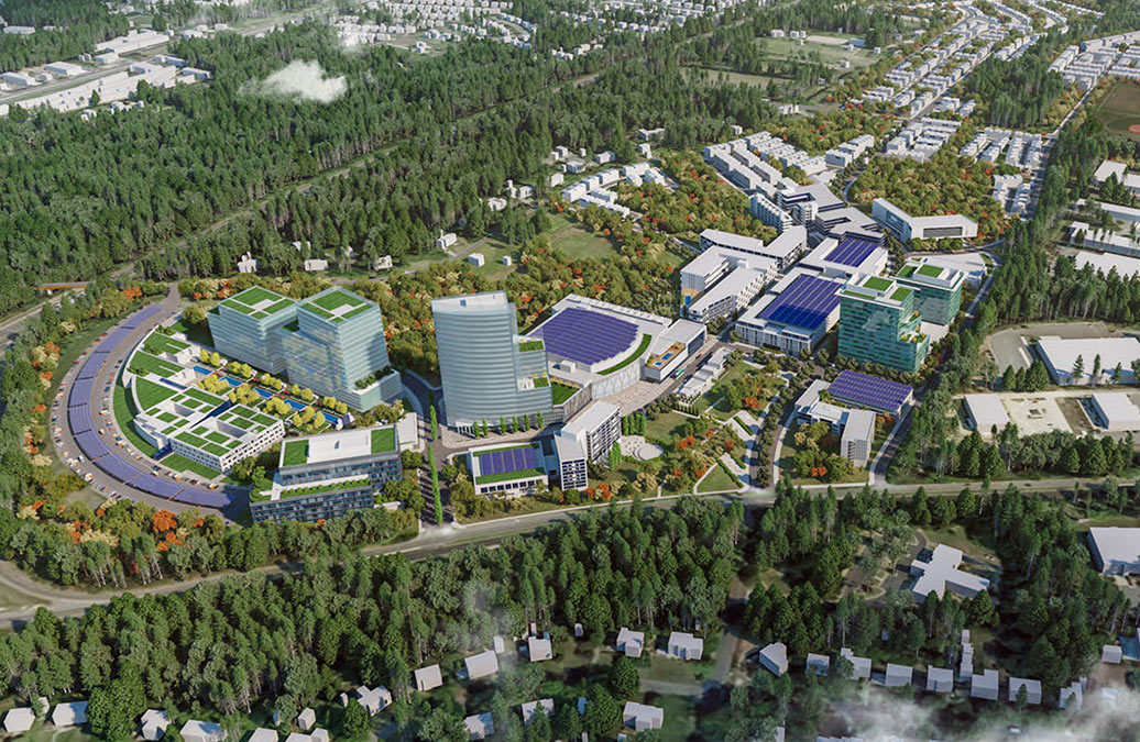 Henrico's GreenCity arena aiming to draw NCAA tournaments, minor league teams