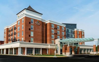 Concord Eastridge Plans 150-Key Hyatt Place Property on Raleigh's Centennial Campus