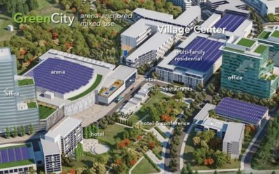 GreenCity developers file rezoning request for $2.3B project